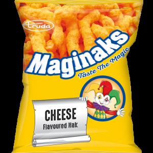 Maginaks cheese flavoured nak