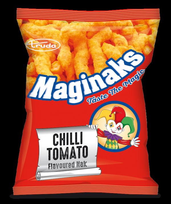 Maginaks chilli tomato flavoured nak