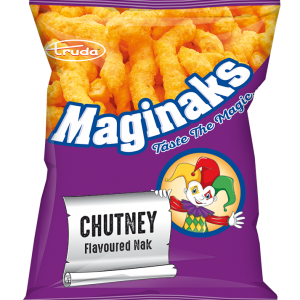 Maginaks sweet chutney flavoured nak