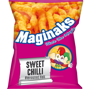 Maginaks sweet chilli flavoured nak