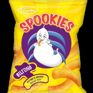 Spookies biltong puffs