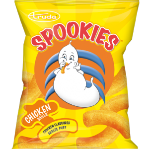 Spookies chicken puffs