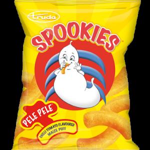 Spookies pele pele puffs