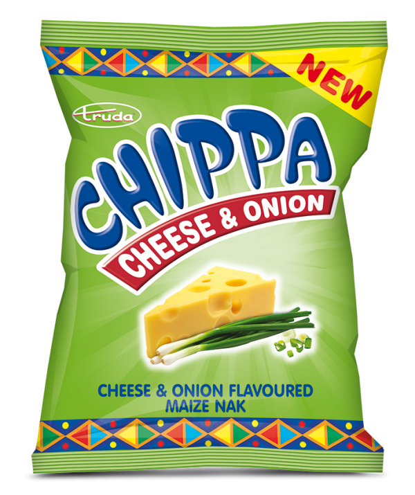 Chippa Cheese and Onion Maize Nak