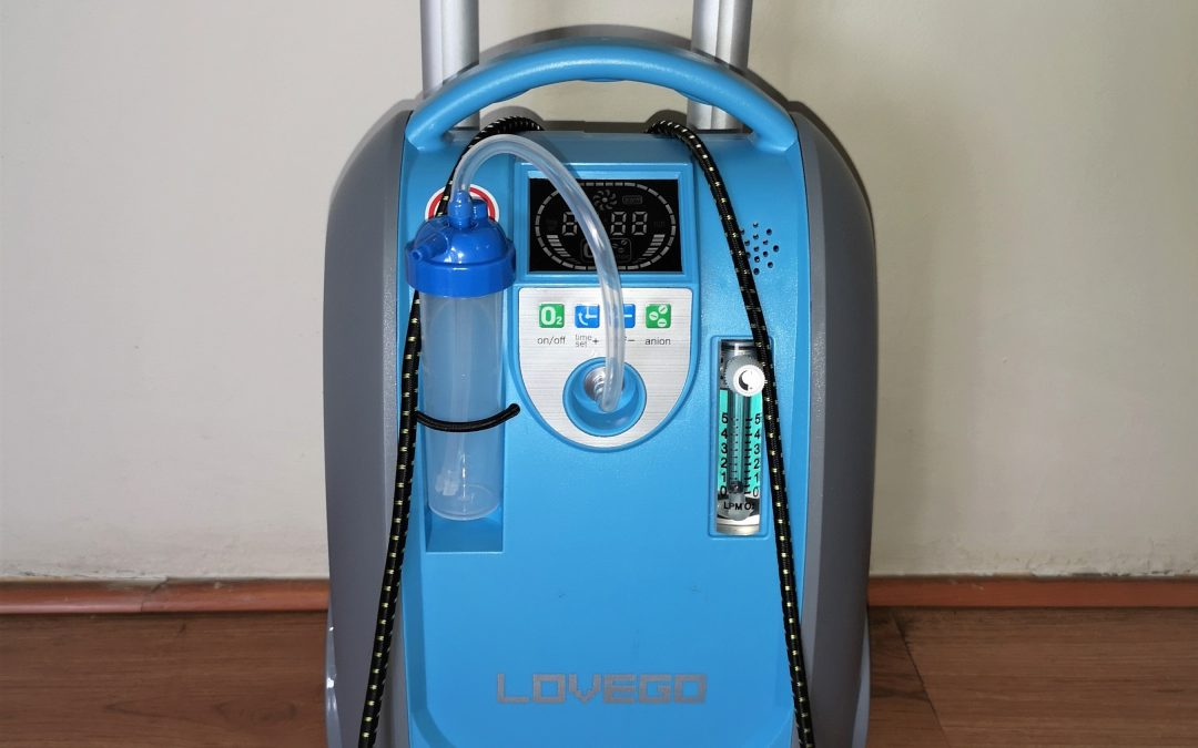 Oxygen Machines Available To Truda Foods Employees