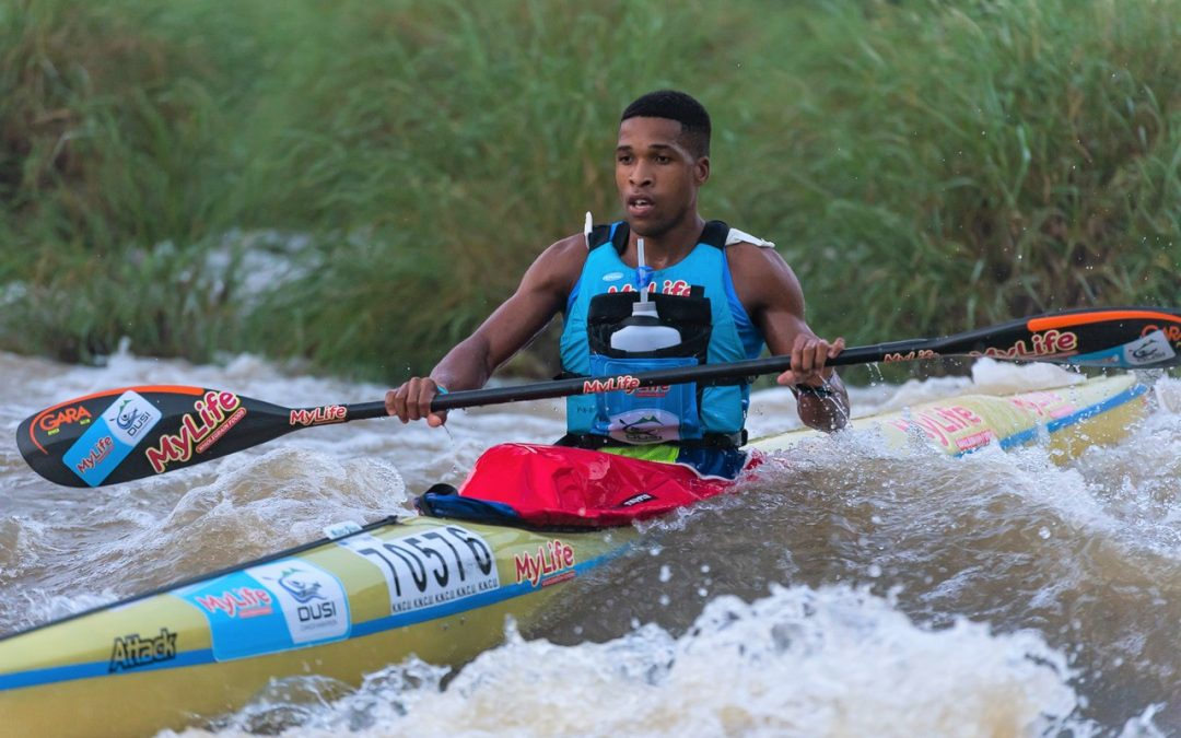 Here's To A Successful MyLife Dusi Canoe Marathon
