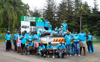 Our Clean-Up Lead-Up to the MyLife Dusi